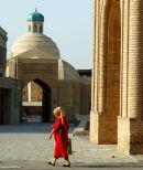 Early morning - Bukhara