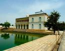 Star and Garnet Garden - Bukhara