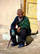 Tibetan pilgrim