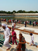 Dehli - Sikh temple