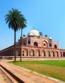 Delhi - Humayun's Tomb