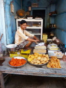 Take away food vendor