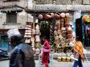Kathmandu copper pots