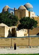 Shah-i-Zinda Mausoleum Complex - Samarkand