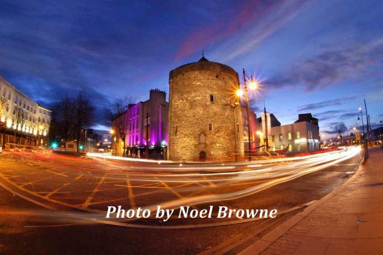 Reginald's Tower, Waterford.