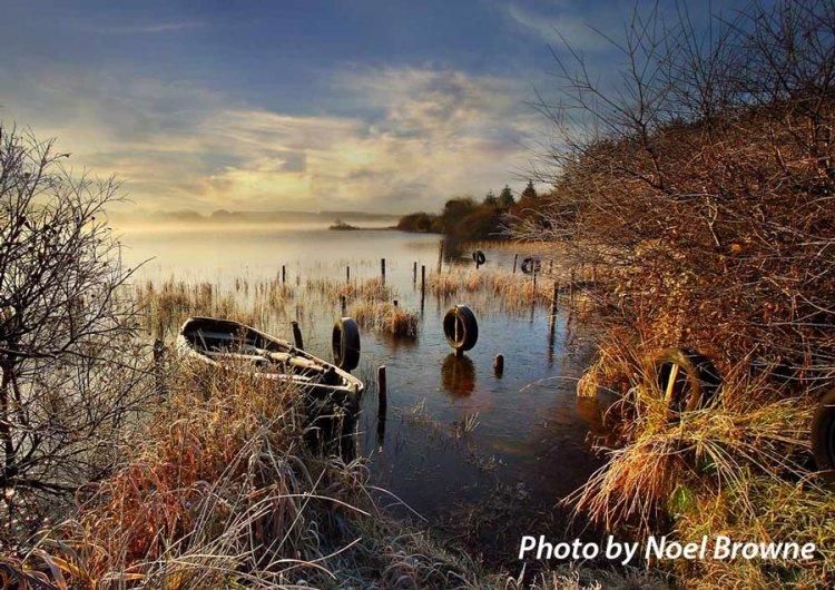 Carrigavantry Lake, Co.Waterford.