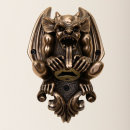 Beergoyle (Bronze finish) SORRY.OUT OF STOCK UNTIL FURTHER NOTICE