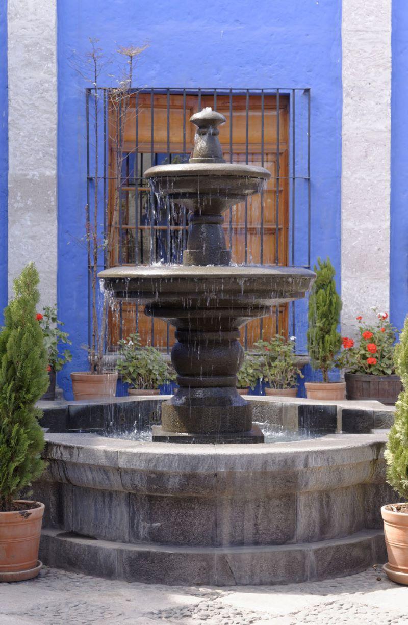 Fuente, Arequipa