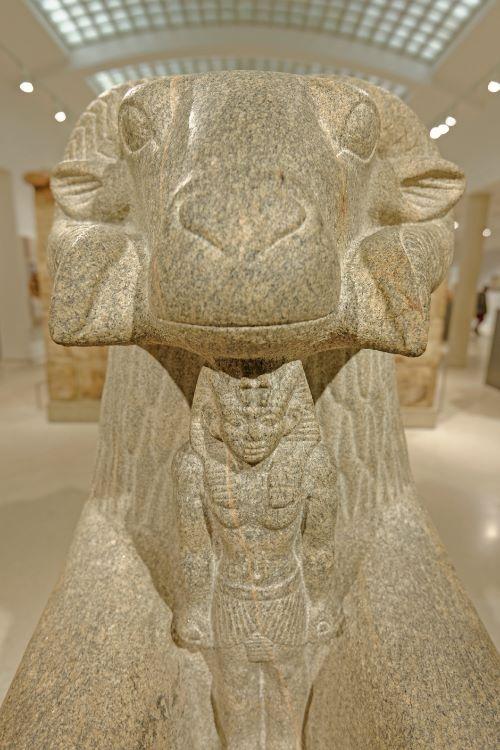 Ram-headed Sphinx