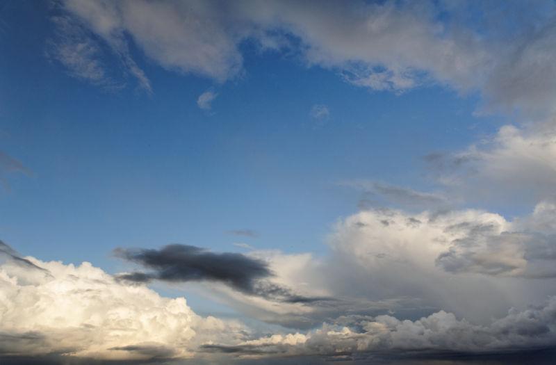 Clouds over Sharpenhoe