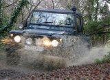 Land Rover in its Element  -  Salisbury Plain