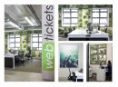 OFFICE WALLPAPER, CANVAS AND VINYLS