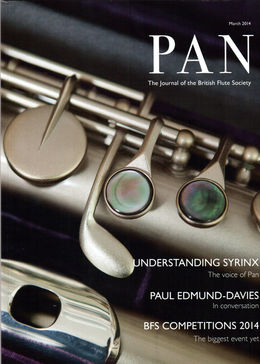 Pan Cover March 2014