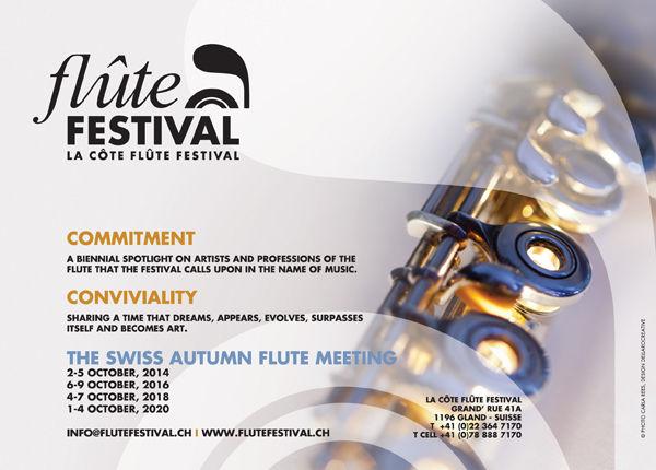 La Cote Flute Festival
