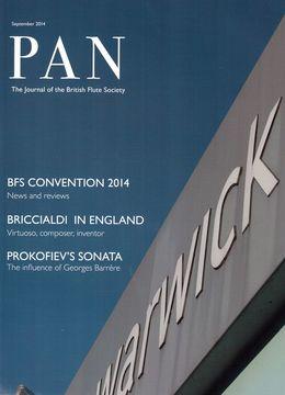 Pan Cover September 2014