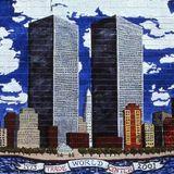 9 /11 Mural Tribute -  Lower East Side New York  2002