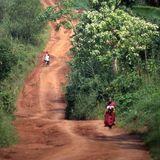 A Marum road - Uganda 1996