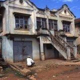 Abandoned Asian homes - Kampala - Uganda 1996