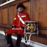 Chelsea Pensioner - Royal Hospital Chelsea - London 1985