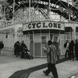 Coney Island Cyclone  - New York  2002