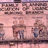 Family planning clinic - Mukono - Uganda 1996