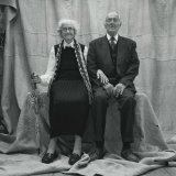 George & Amy - Nonagenarians - Bath 2009
