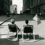 Ground Zero on Liberty Street - New York 2001