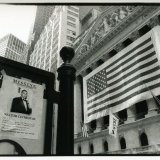 Ground Zero  - Wall Street - New York City 2001