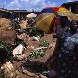 Mityana Market - Uganda 1996