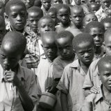 School assembly - Mityana - Uganda 1996