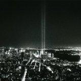 Ground Zero - Tribute of Light - New York City 2002