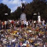 9/11 Union Square Memorial - New York City 2001
