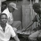 Youths playing 'Mweso' - Mityana - Uganda 1996
