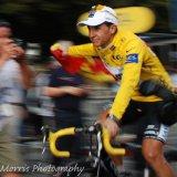 Carlos Sastra TdF winner 2008