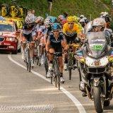 The Tour du France, La Toussuire,