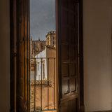 Through the window at Dalt Murada