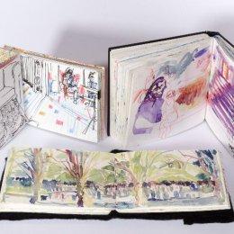 3 sketchbooks no1