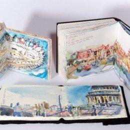 3 sketchbooks no3