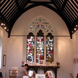 NTRd Chapel OS13 exhibition