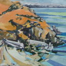 Shellpickers, Laxey Bay   SOLD