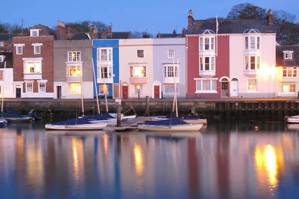 Weymouth Quay Dorset