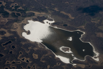Saline Lake Saskatchewan