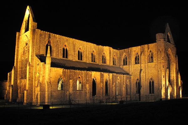 Tintern Abbey Gwent Wales