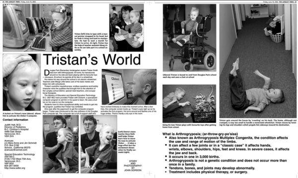 Tristan's World