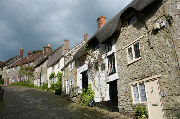 Gold Hill Shafestbery Wiltshire