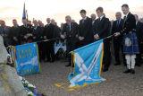 Flodden 1513 Club, Memorial service 2013