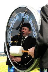 Pipe Major Duncan