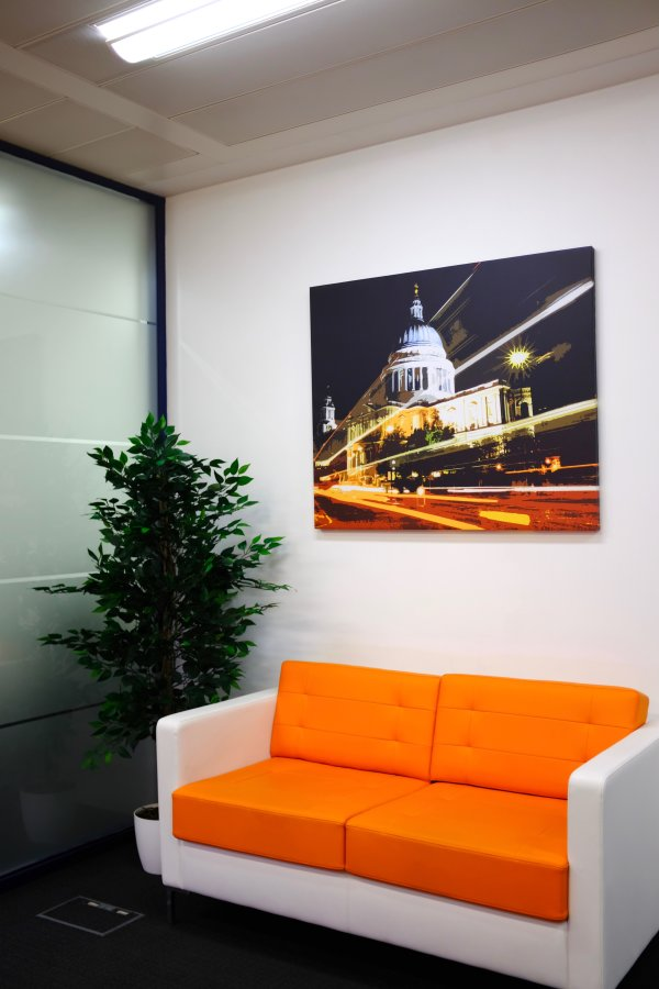 Regus Centre Artwork