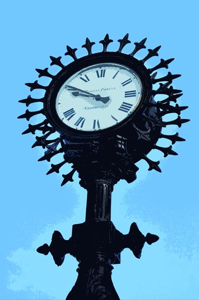 Forest Gate Clock