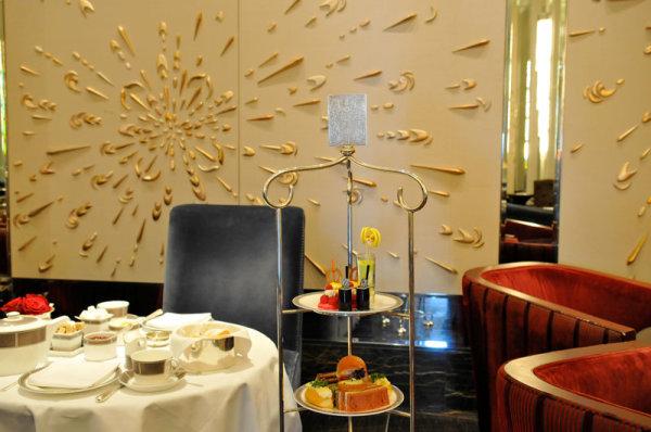 Afternoon Tea - Langham Hotel